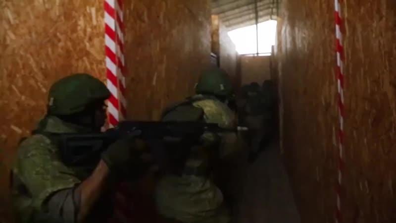 Спецназ 175 орб Славянское братство 2020
