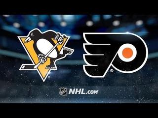 Pittsburgh Penguins vs Philadelphia Flyers | , 2020 | Exhibition Game | NHL 2019/20 | Обзор