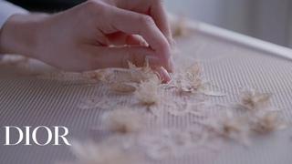 Savoir-faire of tombolo lace