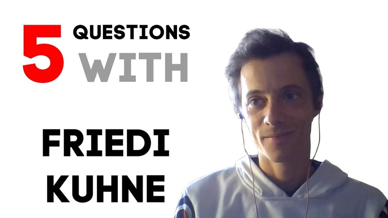 5 Questions with Friedi Kuhne