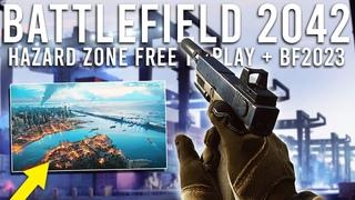 Battlefield 2042 Hazard Zone, Free to Play and Battlefield 2023!