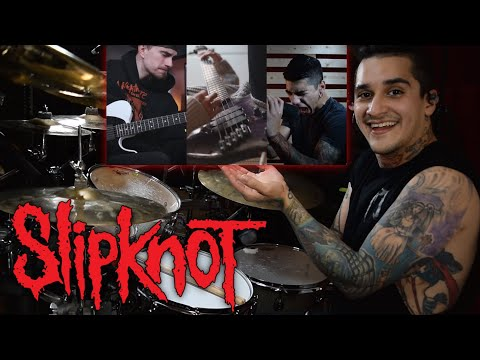 Slipknot People = 💩 Feat; StayMetalRay, Rufus Mann Thomas Alvarez