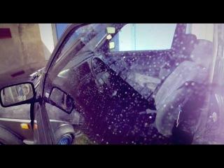 Volkswagen Golf MK2 GTI (semi -rat) Matte Coke Rattle Canned Open Air Paint Job 2012