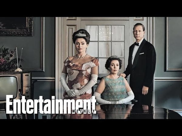'The Crown's Olivia Colman, Tobias Menzies More On New Season | Cover Shoot | Entertainment Weekly
