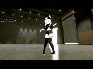 Ariana Grande - 7 rings  VRChat Dancing
