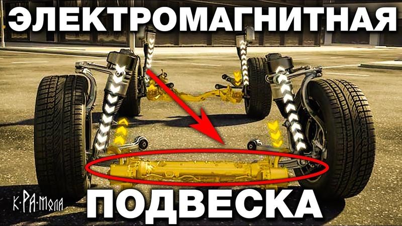 Изобретение НЕ ДЛЯ ПРОСТЫХ СМЕРТНЫХ. Эту технологию ХОТЕЛ БЫ видеть в своём автомобиле КАЖДЫЙ