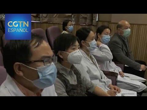 China destina recursos y envía personal sanitario para asesorar a los países afectados por el virus