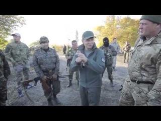 Пидожидомайдаун Ляшко карателям Почему необходимо убивать стариков, женщин и детей Новороссии