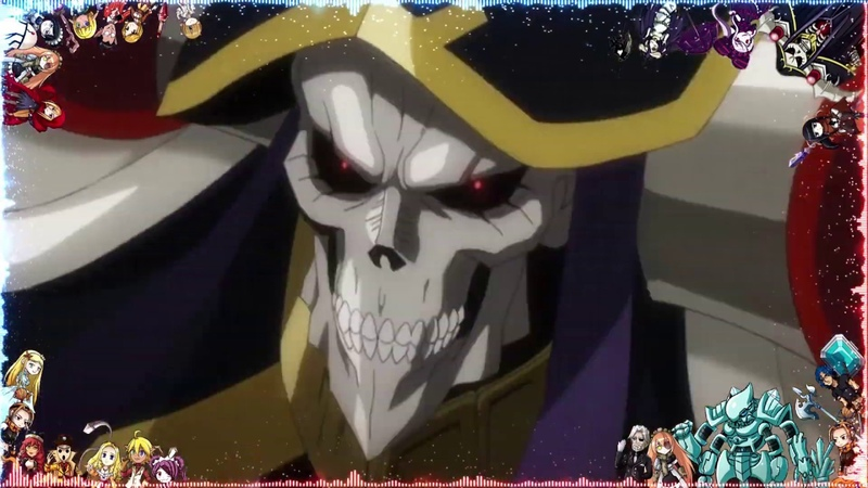 AMV Overlord Ӏ New Again Myka Relocate