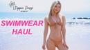 SWIMWEAR HAUL | Dippin' Daisy's Swimwear