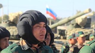 Российские Т-72МС и машины БРДМ-2МС армии Лаоса: первые в истории совместные учения танкистов