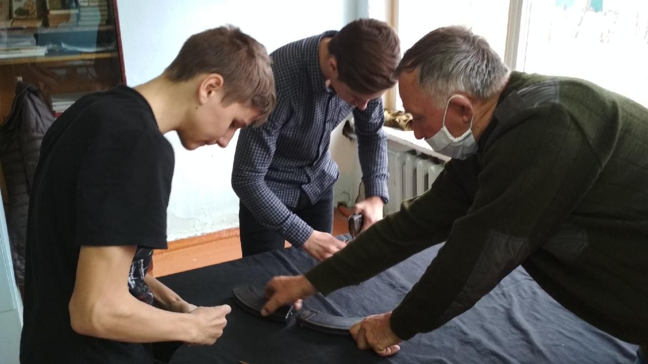 Продолжаются соревнования по военно-прикладным видам спорта среди юнармейцев Петровска