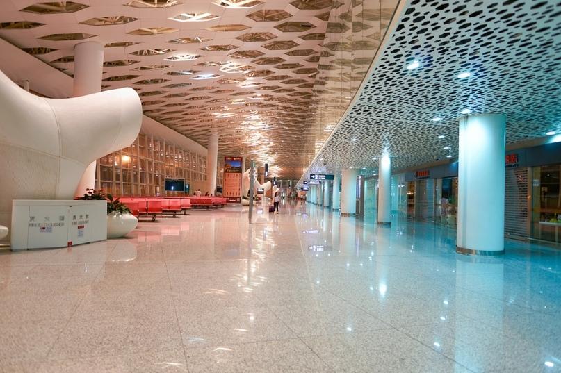 Невероятные аэропорты, в которые точно захочется вернуться, изображение №8