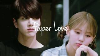 "▶lee kyungwoo x yang minji | ""don't you want a boyfriend?"" | paper love♡"