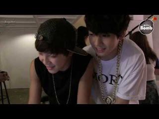 [BANGTAN BOMB] Really Jimin is elder than Jungkook