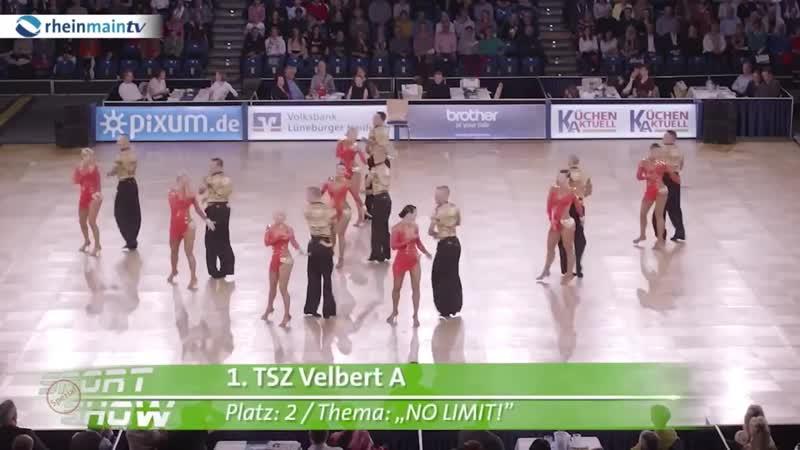 1 TSZ Velbert Platz 2 2019 Deutsche Meisterschaft Latein format