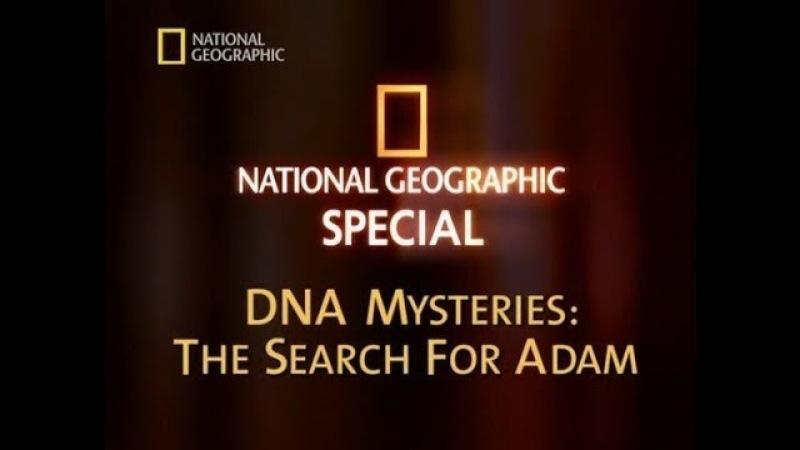 National Geographic Загадки ДНК Поиски Адама 2005
