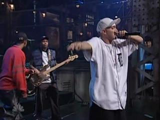 Eminem -The Real Slim Shady Live SNL 2000