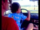 Сестричка за рулём моего Fiata