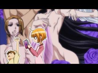★ Прикольный момент из аниме ★  Я вовсе не люблю своего старшего брата! (Viki)
