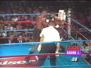 1993 11 23 Bernard Hopkins vs Wendall Hall USBA Middleweight Title