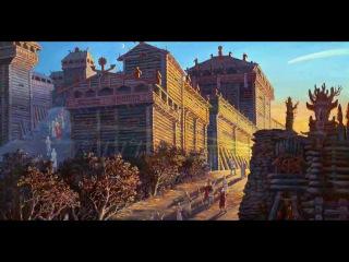 Великая Тартария - Империя Русов. СУПЕРКРАСИВЫЙ ФИЛЬМ  МАССАЖ МОЗГА