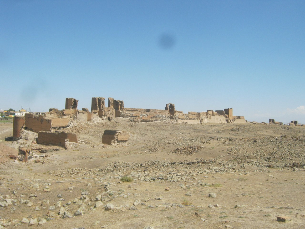 древний город Ани