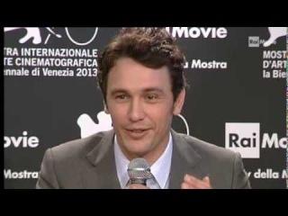 Intervista a James Franco e Scott Haze - Venezia 70