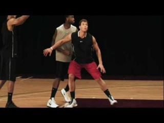 Nike Basketball Pro Training, Blake Griffin, Rebounding Box-Out Drill