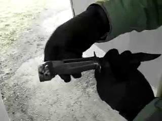 Стреляющий нож разведчика НРС-2 (часть 1)
