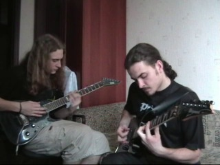 Children of bodom - everytime i die( cover)
