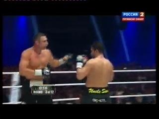 Виталий Кличко Мануэль Чарр бой 8 09 2012