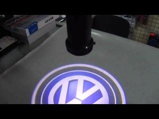 лазерный авто проекция (проектор) логотипа