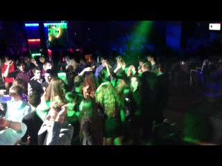 "УМСА день студента ""НК БЕССОННИЦА"" Dj GALANTIK & MC TEXAS часть 2"