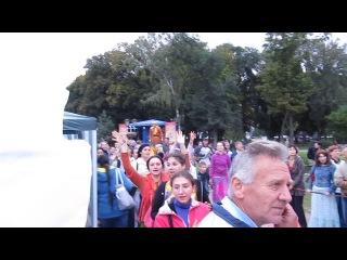 016_Харинама, Ратха-ятра, фестиваль Полтава(31.08.13) - 13 [Нанда Бихари дас]