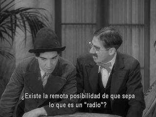 Los Cuatro Cocos  Los hermanos Marx 1929
