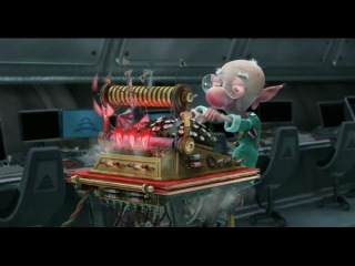 Секретная служба Санта-Клауса / Arthur Christmas (Сара Смит, Бэрри Кук)
