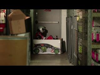 Ken Box Crazy Cart Gymkhana - A Tribute to Ken Block! (Epic Gymkhana Parody)