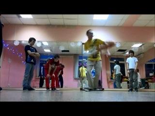 Группа Паши Иноземцева Break DANCE 1