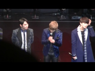 "[fancam:fan event] 140331 b.a.p @ фанмитинг ""the first date with baby japan"" в токио."