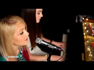 One Direction You And I Piano cover by Alexi Blue feat Ava Allan