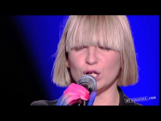 Sia i go to sleep (live at my taratata)