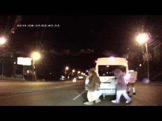 Мультяшки наваляли мужику в Челябинске!:))
