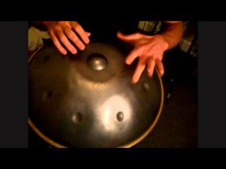 Handpan How To - Speed Tricks