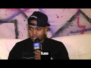 Nas Talks Lauryn Hill Tour, Amy Winehouse in 'Cherry Wine' Video  Voodoo 2012