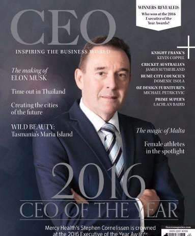 The CEO Magazine Anz - February 2017