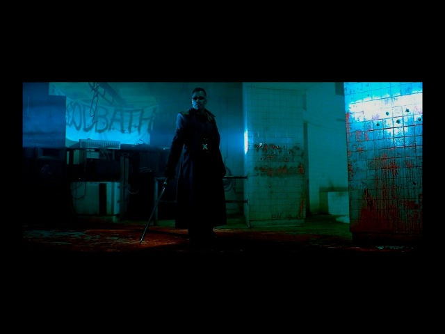 фрагмент из фильма Блэйд Вечеринка для вампиров