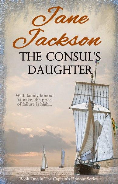 Jane Jackson - The Consul's Daughter