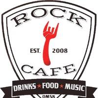 Логотип Rock Cafe (Рок Кафе)