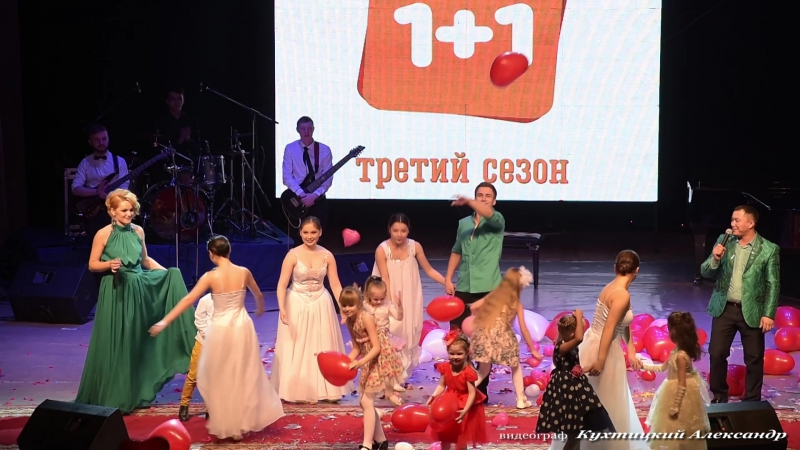 Пара №12 - Данияр Кустанов и Анастасия Гайчук